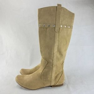 Dream out Loud Boots By Selena Gomez Size 10